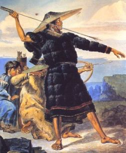 Aleut tribe facts clothes food and history for Alaskan cuisine history