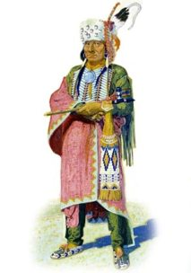Arapaho Native American Indian Tribe