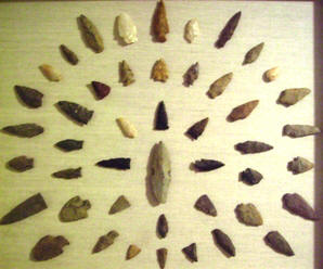 Types of Arrowheads