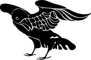 Symbolism of three black crows