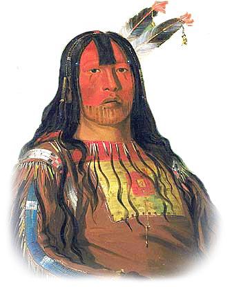 Blackfoot Tribe Clothing Men