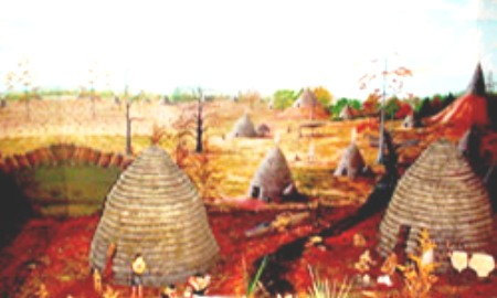 Beehive House Native Indian Houses For Kids