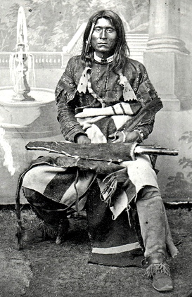 Captain Jack of the Modoc Tribe