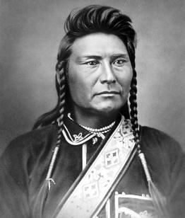 Chief Joseph of the Nez Perce tribe