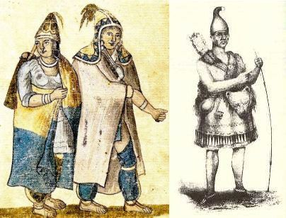 Chief Passaconaway and Pennacook Native Indians
