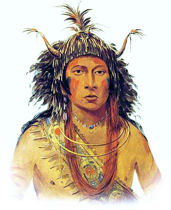 Chippewa Indian