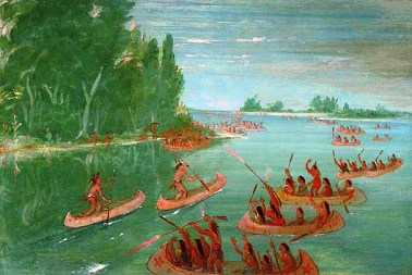 Chippewa objiwe tribe facts clothes food and history for Art and appetite american painting culture and cuisine