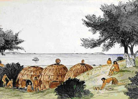 What Natural Resources Did The Chumash Use