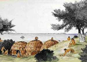 American Indian Dwellings: Native Indian Tribes for kids ***