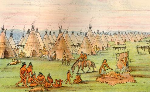 Comanche Tribe: Facts, Clothes, Food and History