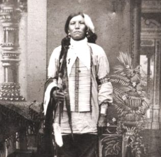 Picture of Crazy Horse