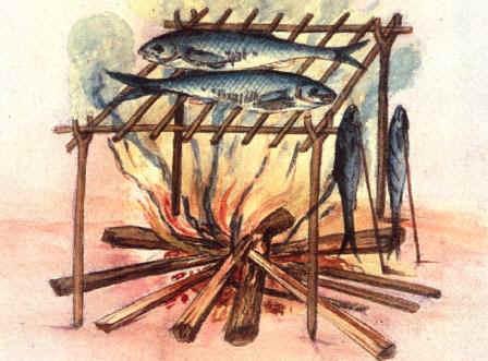 A description of how the plateau indians lived