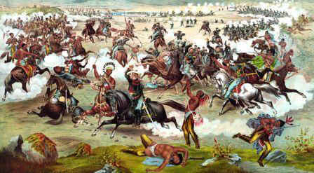 Battle of little bighorn summary