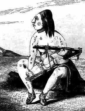 Flathead Native Indians: Location, History and Culture***