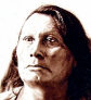 Native Indian Chiefs: Picture Image of Chief Gall