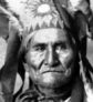Native Indian Chiefs: Picture Image of Geronimo