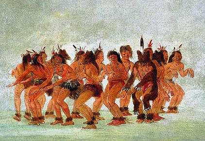 Lakota Sioux Bear Dance