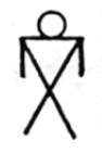 Man or Boy Symbol