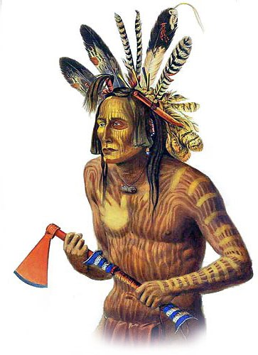 Pictures Of The Native Americans