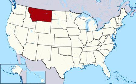 Crow Reservation Montana Map.History Of Montana Indians
