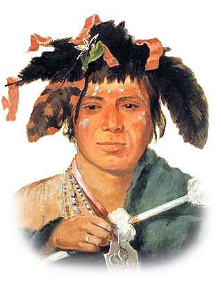 Picture of a Menominee