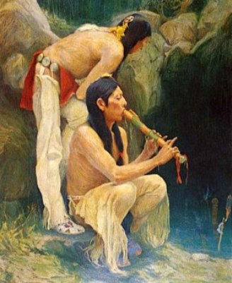 Native American Music - Flutes