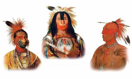 a look at the differences of native american cultures Three worlds, three views three views: culture and environmental change in the to examine the ways in which three distinct cultures—native american.
