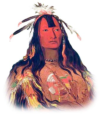 Nez Perce warrior