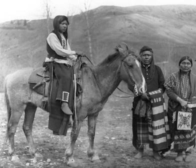 Palouse Indian Tribe