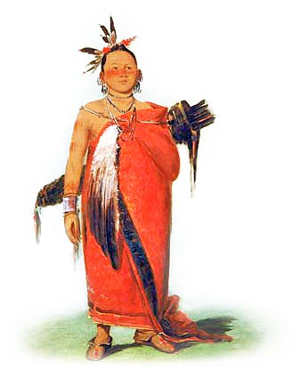 Ponca Indian