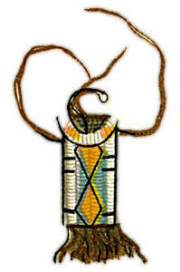 Native American bag