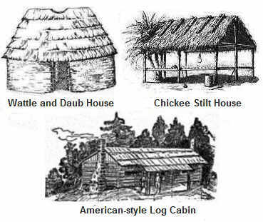 Seminole Houses
