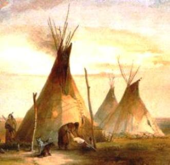 An Illustrated Guide To Native American Houses And Homes Of Various Indian Tribes With Pictures Videos The Shelters