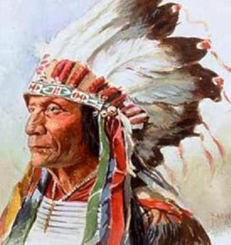 how to live like a native american indian