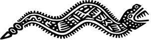 Avanyu Symbol