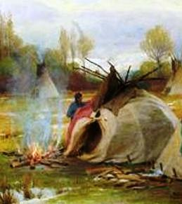 Sweat Lodge and Spiritual Healing