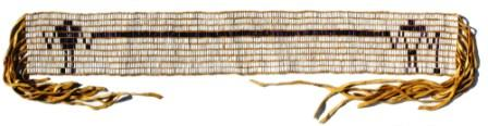 Picture of a Wampum Belt