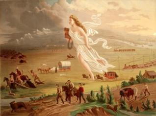 History - Westward Expansion and Manifest Destiny