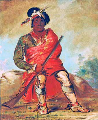 History of Kentucky Indians ***